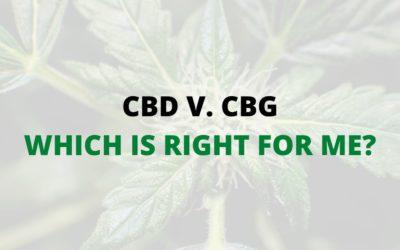CBD V. CBG